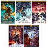 download ebook heroes of olympus collection 5 books set (the lost hero the son of neptune the mark of athena, the demigod diaries, the house of hades) pdf epub