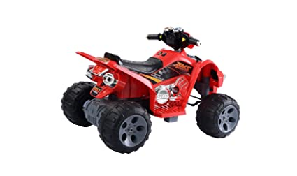 Amazon.com: K & Una Empresa coche ATV Ride 4 Kids Toy ...
