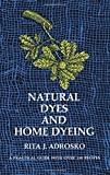 capa de Natural Dyes and Home Dyeing