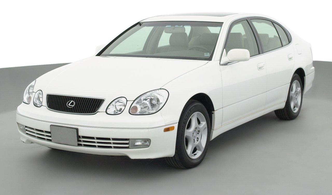 2000 Lexus GS300, 4-Door Sedan ...