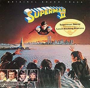 SUPERMAN II (ORIGINAL SOUNDTRACK LP VINYL, 1980)