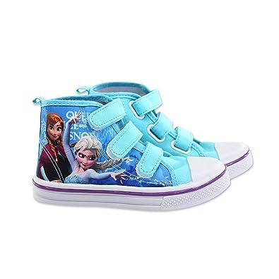 1a45662ef4e87 La Reine des Neiges - Frozen Basket Haute de Ville Fille  Amazon.fr   Chaussures et Sacs