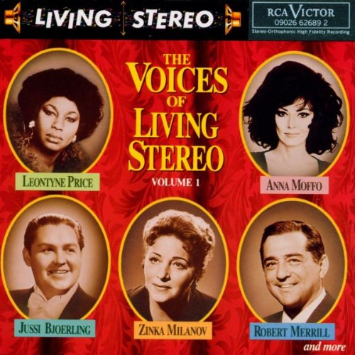 Price comparison product image Voices of Living Stereo,  Vol. 1