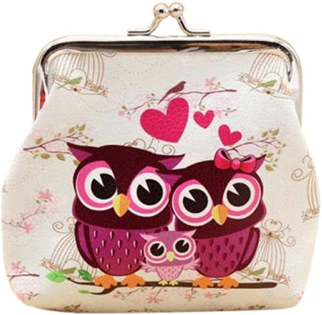 Angelof Womens Wallet Card Titulaire Coin Purse Embrayage Sac /à Main