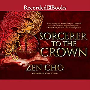 Sorcerer to the Crown Audiobook