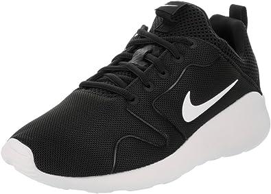 Nike Mens Kaishi 2.0 Running Shoes Black/White 833411-010 Size 8
