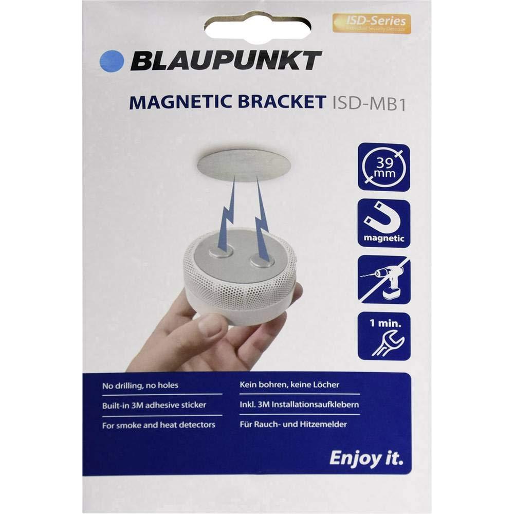 r/ápida y sencilla instalaci/ón duraci/ón de bater/ía 10 a/ños Blaupunkt ISD-HD1 Sensor de calor