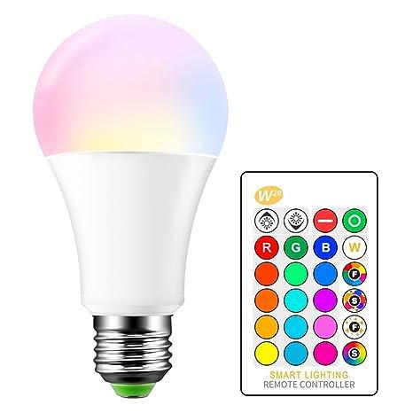 CTlite - Bombilla LED de 10 W con luz de estado de ánimo, cambio de