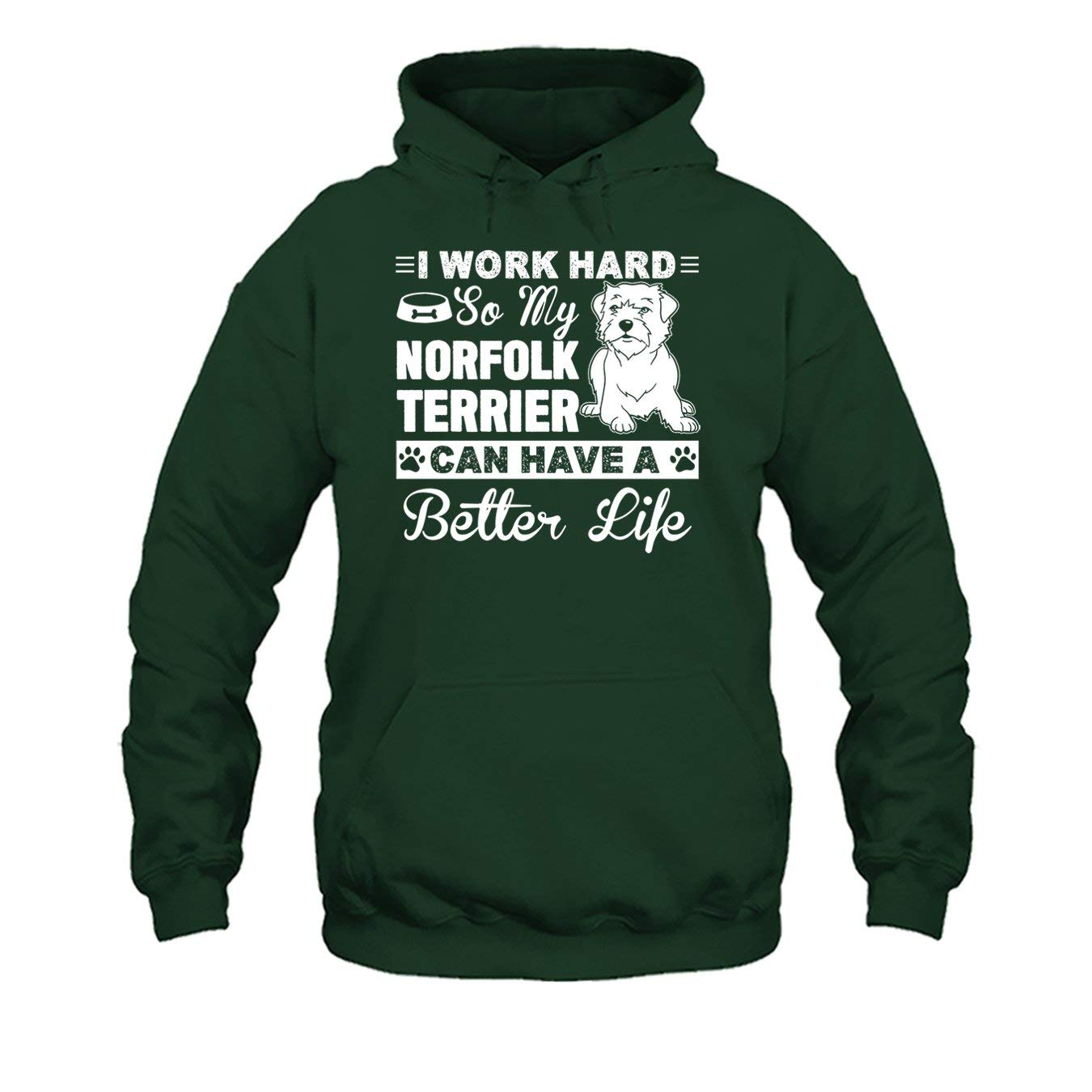 Tee Shirt Mens Shirt Norfolk Terrier Lover Shirt