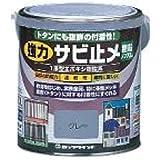 ロックペイント 強力サビ止メ塗料 ホワイト 0.7L H61-1632-03