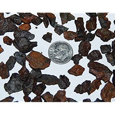 NANTAN IRON METEORITE Pieces - Genuine - 100 grams in weight #16 7o: Toys & Games