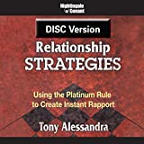 img - for Relationship Strategies: Using the Platinum Rule to Create Instant Rapport book / textbook / text book