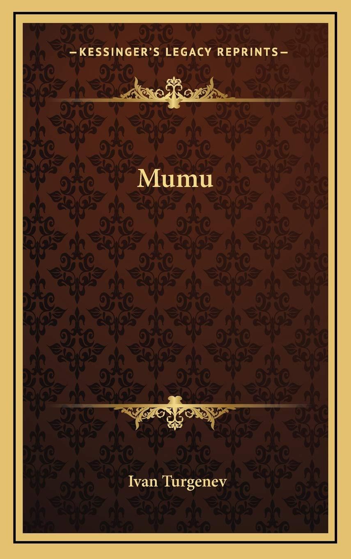 Read Mumu By Ivan Turgenev