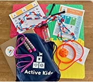 Active Kids Monthly Subscription Box