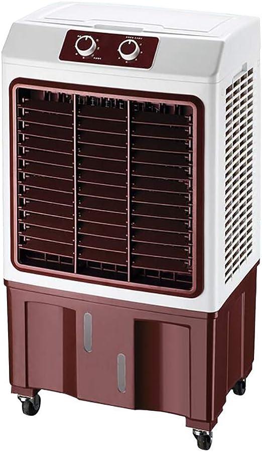Aire acondicionado Ventilador Único de refrigeración por agua fría ...