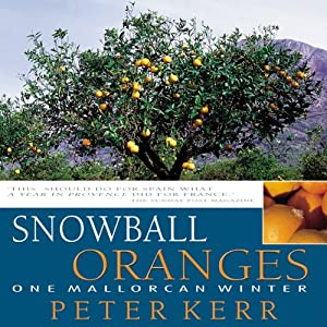 Snowball Oranges Audiobook
