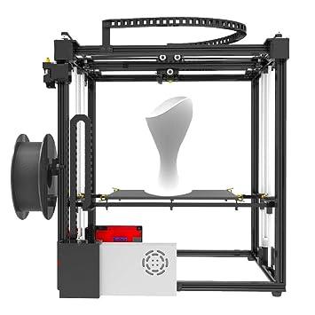 ZHQEUR Kits de Impresora 3D X5S DIY Dual Z Axis Tamaño de ...
