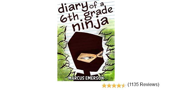 Amazon.com: Diary of a 6th Grade Ninja (a hilarious adventure for ...