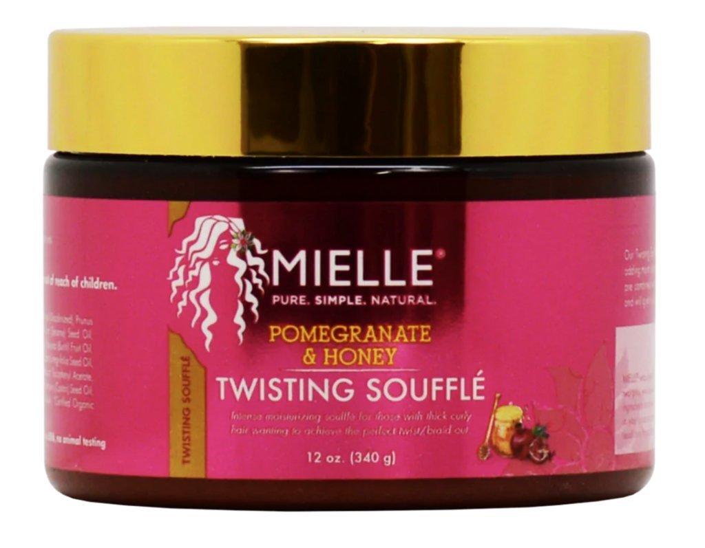 Mielle Organics Pomegranate & Honey Twisting Souffle 12oz
