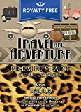 Royalty-Free Premium Travel & Adventure Image Collection: Top-Quality ClipArt and Backgrounds To Make Your Scrapbook Designs, Invitations and Other Projects SPECIAL!! (for MAC) [Download]