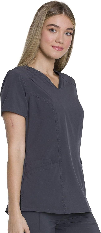 Camiseta para mujer con cuello en V Dickies EDS Essentials