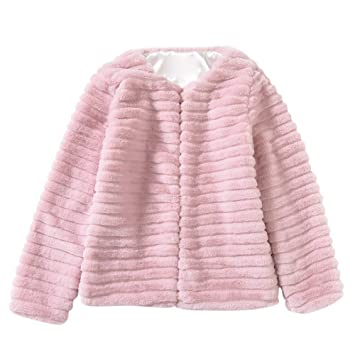 Moda damas otoño invierno abrigo elegante outwear, Sonnena ❤ Abrigo de piel sintética para mujer chaqueta de moda de invierno Ropa de abrigo de color ...