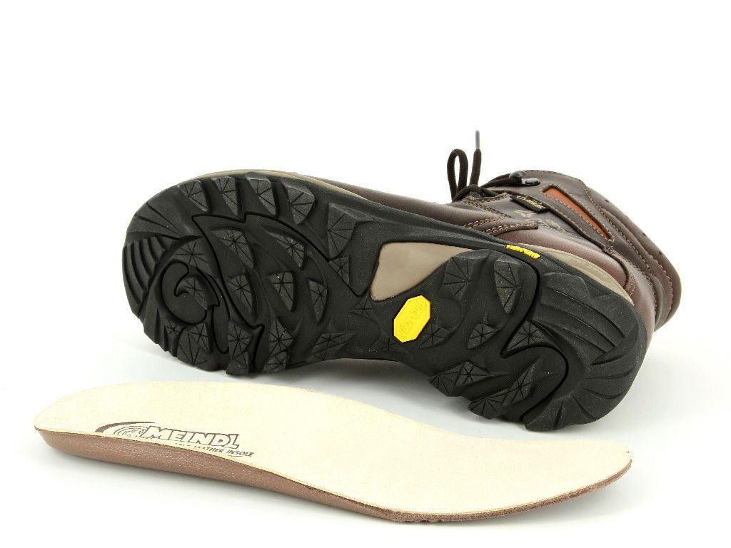 Meindl Schuhe Tessin Dunkelbraun Lady Identity - Dunkelbraun Tessin 5bacc5