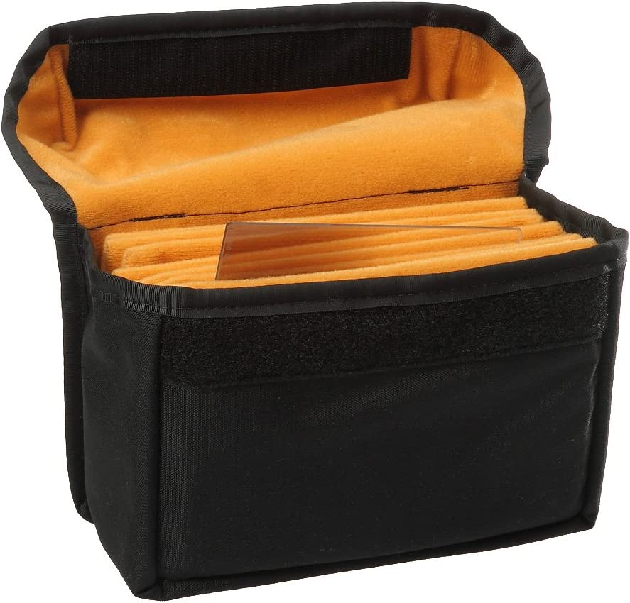 Kinesis F169X Large Grad Filter Pouch (10 Filter Capacity, incl. Tripod Strap and ID tabs)
