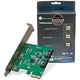 IO Crest SY-PEX40039 2 Port SATA III PCIexpress x1 Card
