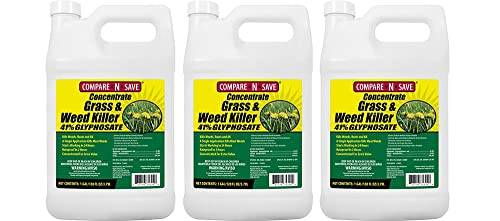 Compare-N-Save Glyphosate Concentrate Grass and Weed Killer