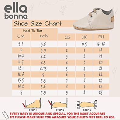 Leather Baby Shoes Ella Bonna Oxford Baby Boy Shoes Newborn Infant Mini Kids Crib Baby Moccasins Toddler Girl Baby Walking Shoes Rubber and Soft Sole
