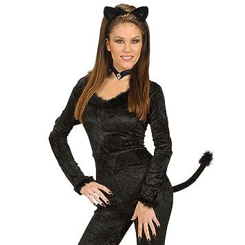 Set accessori da gatto cat carnevale catwoman Amazon.it Giochi e  giocattoli