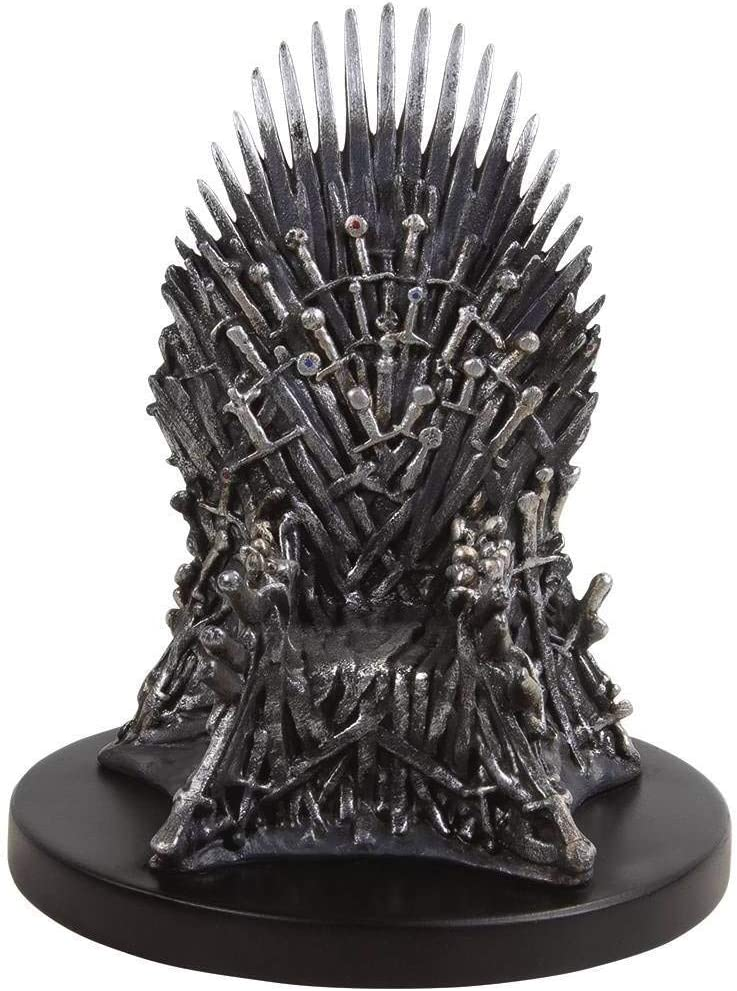 HEO GMBH- Game of Thrones Juego Estatua Trono De Hierro, Multicolor (Dark Horse DAHO3004-166)