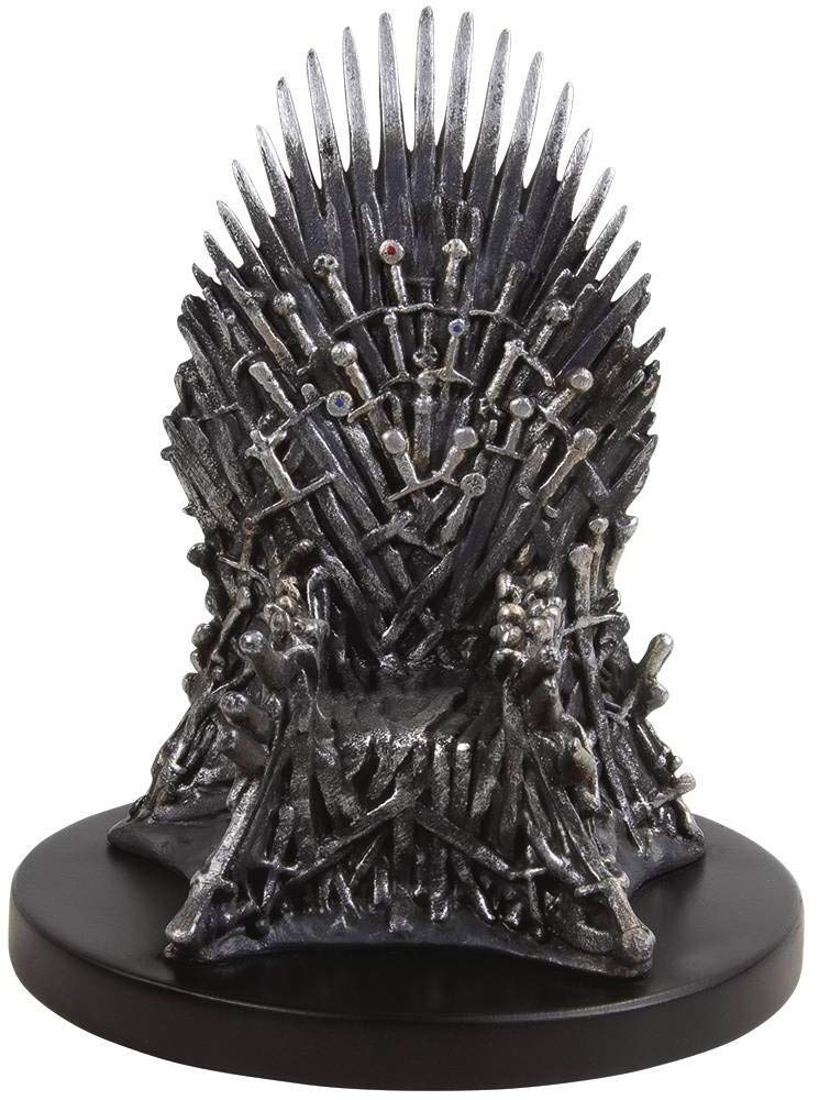 "Dark Horse Deluxe Game of Thrones: 4"" Iron Throne Mini Replica"