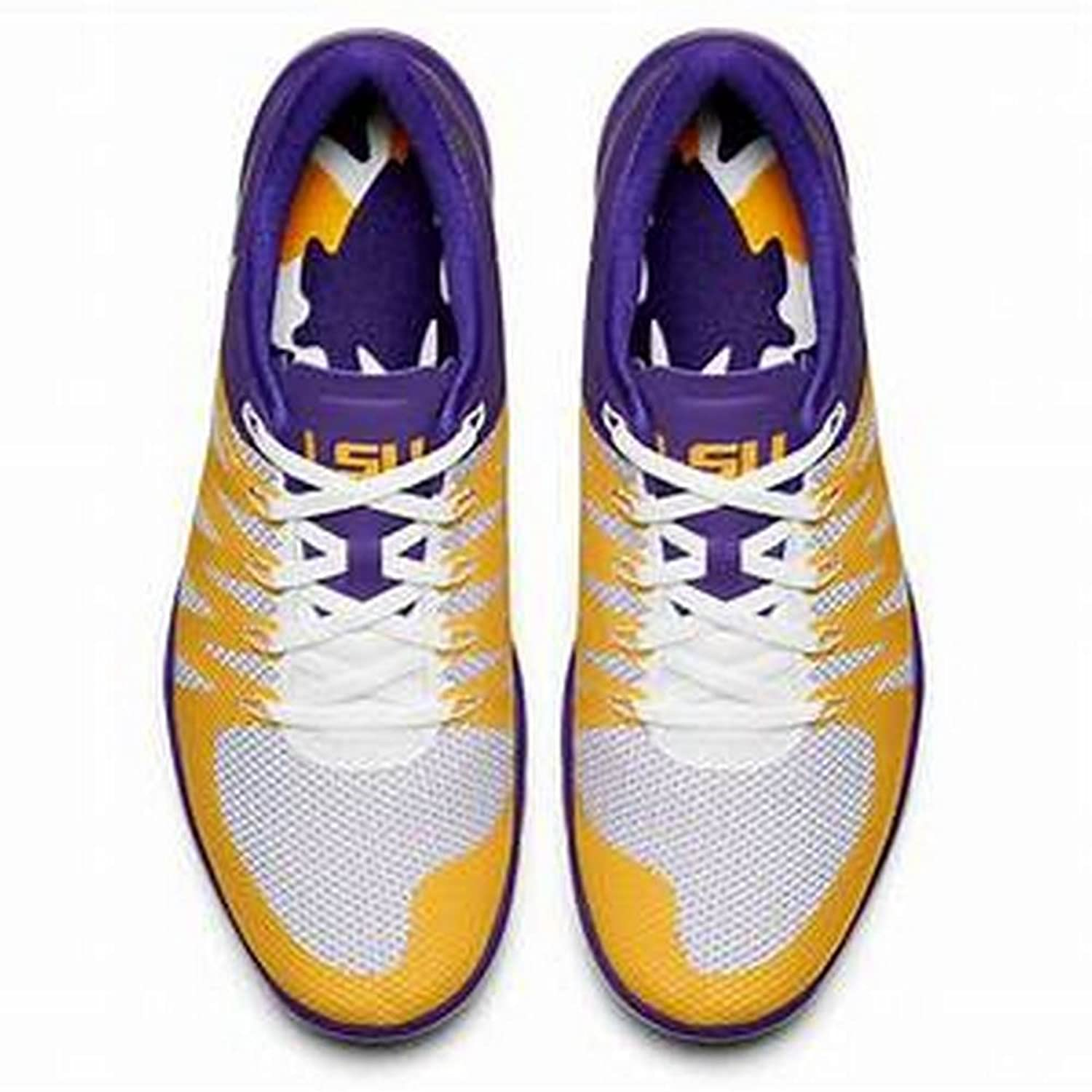 lsu nike free trainer 5.0 v6 shoes for girls