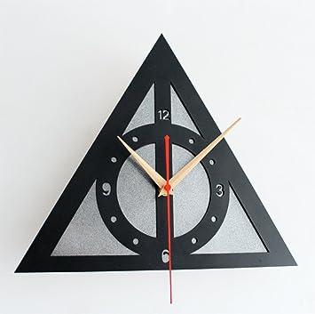Vinilos Pared Vintage.Reloj De Pared Vintage Cd Vinilo Pared Reloj Silencioso B