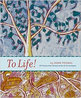 To Life! Notecards por Mark Podwal epub