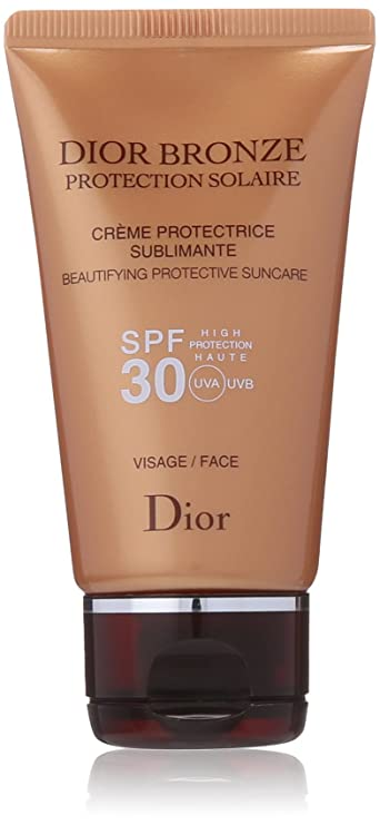 1c0ae3a07 Christian Dior Dior Bronze Beautifying Protective Suncare Spf 30 For Face -  50ml/1.7Oz: Amazon.in: Beauty
