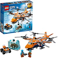 LEGO City Arctic Air Transport 60193 Building Kit (277...