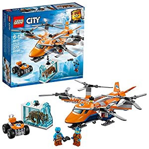LEGO City Arctic Air Transport 60193 Building Kit (277 Piece) - 61Ctq1zgIHL - LEGO City Arctic Air Transport 60193 Building Kit (277 Pieces)
