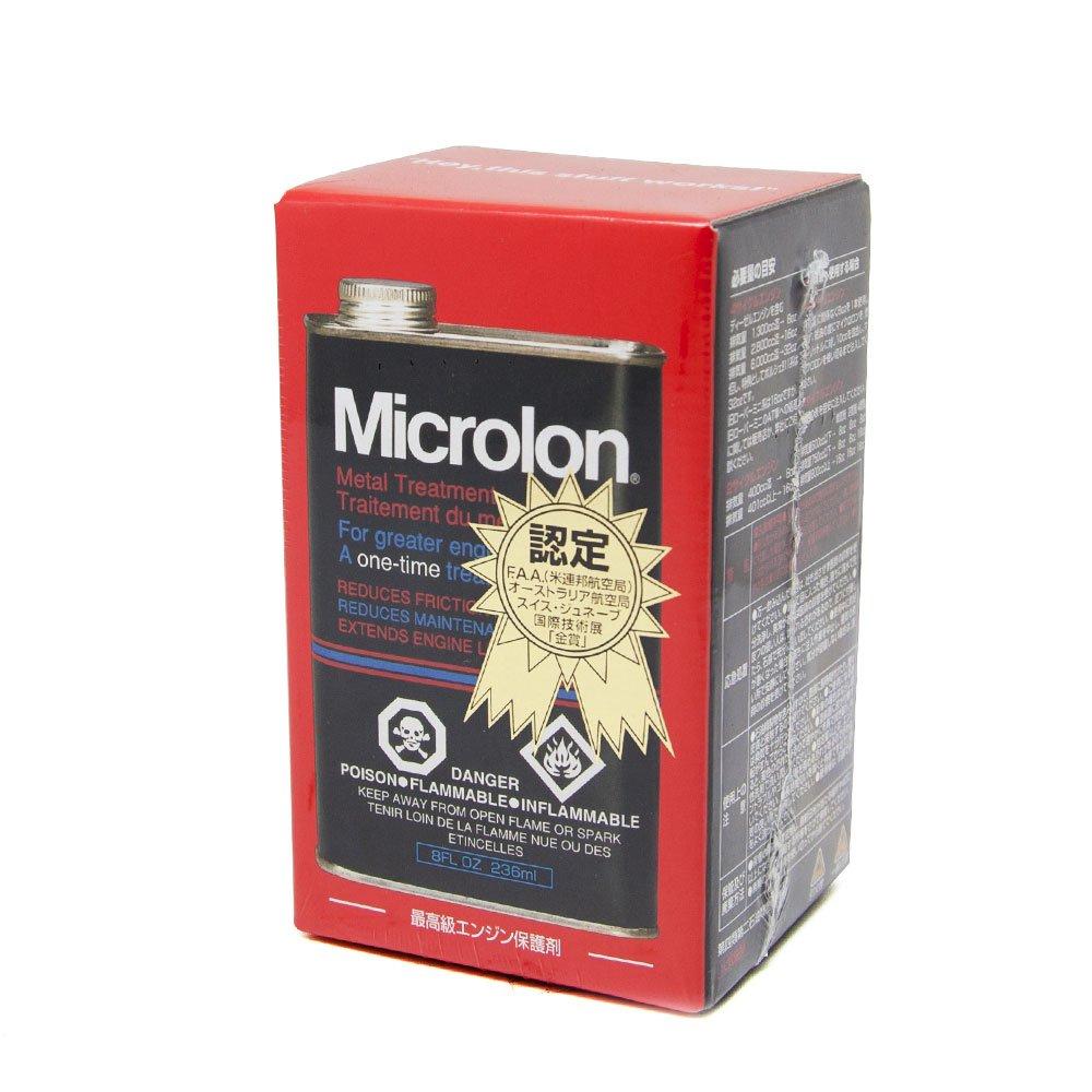 マイクロロン(Microlon) メタルトリートメントリキッド 8oz