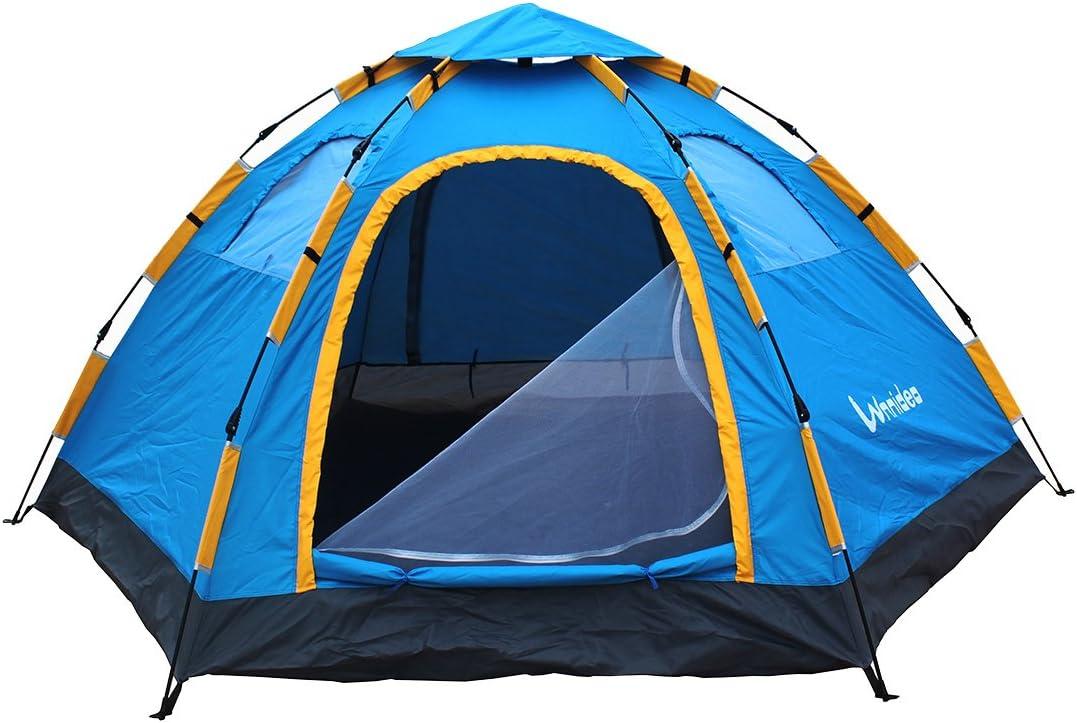 Wnnideo ...  sc 1 st  Amazon.com & Family Camping Tents   Amazon.com