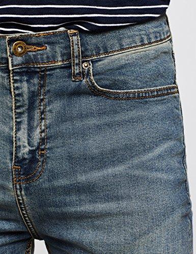 Jeans green Uomo Skinny Verde Cast Super Find xPwq70v08