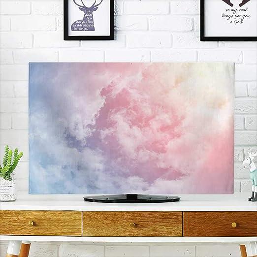 Analisahome Protege tu televisor de Sol y Nube con un Color Pastel ...