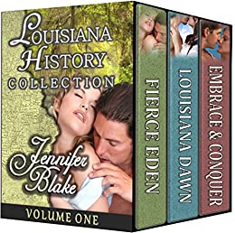 Louisiana History Collection - Volume 1 (Louisiana History Boxed Sets) by [Blake, Jennifer]