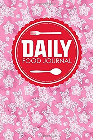 amazon daily food journal calorie tracker journal food journal