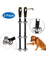 Dog Training Doorbell, YSSHUI Pet Doorbells with Extra Loud Bells for Housetraining,Potty Training and Communicate, Alarm Door Bell for Dogs and Cats - 2 Pack