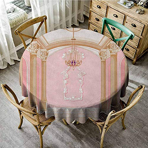 Rank-T Round Tablecloth 40