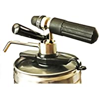 Fass-Frisch Party-Star de Luxe - Dispensador para barriles de Cerveza (Incluye 10 cápsulas de CO²)