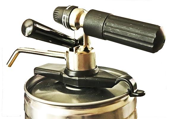 Amerikanischer Kühlschrank Mit Zapfanlage : Kohlensäure bierzapfgerät party star de luxe für 5 liter partyfässer